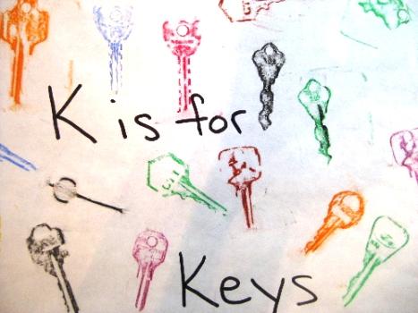 Letter Kk Ceres Childcare Preschool